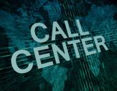 Call Center — Stock Photo