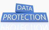 Proteção de dados — Foto Stock