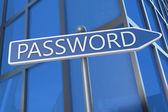 Passwort — Stockfoto