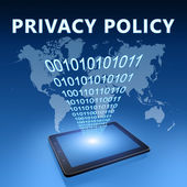 Privacy Policy — Stock Photo