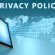 Privacy Policy — Stock Photo #57491499
