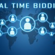 Real Time Bidding — Stock Photo #57491869