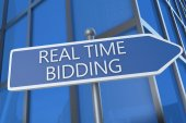 Real Time Bidding — Stock Photo