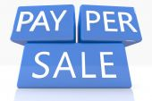 Pay per Sale — Stock Photo