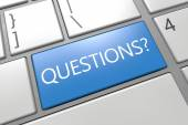 Questions — Stock Photo