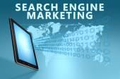 Marketing w wyszukiwarkach — Zdjęcie stockowe