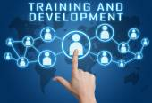 Training and Development — Stock Photo