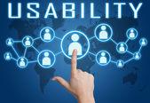 Usability — Zdjęcie stockowe