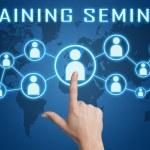 Training Seminar — Stock Photo #58536999