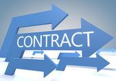 Contract — Stock Photo
