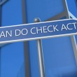 Plan Do Check Act — Stock Photo #59647303