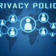 Privacy Policy — Stock Photo #59647405