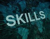 Skills — Stock Photo