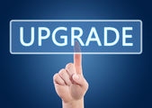 Upgrade — Stock Photo