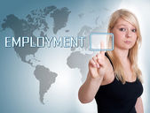 Employment — Stock Photo