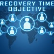 Recovery Time Objective — Stock Photo #61151179