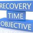 Recovery Time Objective — Stock Photo #61151187