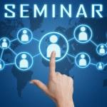 Seminar — Stock Photo #61151819