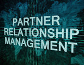 Partner Relationship Management — Stock Photo