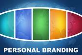 Personal Branding — Stock Photo