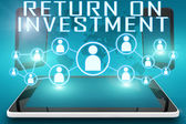 Return on Investment — Stock Photo