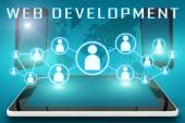 Web Development — Стоковое фото