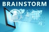 Brainstorm — Stock Photo