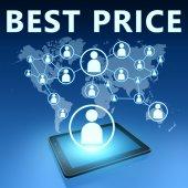 Nejlepší cena — Stock fotografie