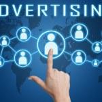 Advertising — Stock Photo #64225099