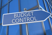 Budget Control — Stock Photo