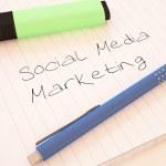 Social Media Marketing — Stock Photo #66256265