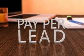 Pay per Lead — Stock Photo