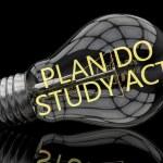 Plan Do Study Act — Stock Photo #73017229