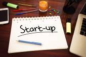 Start-up — Stock Photo