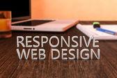 Responsive Web Design — Stock Photo