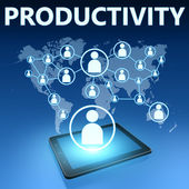 Productivity — Stock Photo