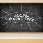 Social Marketing — Stock Photo #73649509