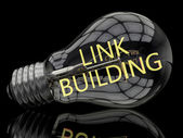 Link Building — Stock Photo