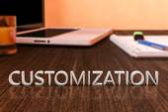 Customization — Stock Photo