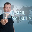 E-mail Marketing — Stock Photo #77284558