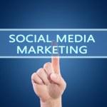 Social Media Marketing — Stock Photo #80808548