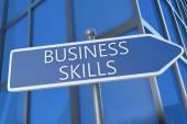 Business Skills — Stock Photo
