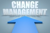 Change Management — Stock Photo