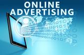 Online Advertising — Stock Photo