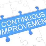 Continuous Improvement — Stock Photo #82084888