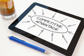Competitive Advantage — Stock Photo