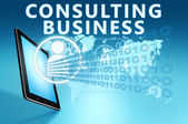 Business Consulting — Zdjęcie stockowe