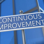 Continuous Improvement — Stock Photo #82695806