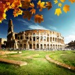 Colosseum in Rome, Italy — Stock Photo #52302453