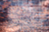 Wall from bricks in bokeh( lens blurred) — Foto de Stock